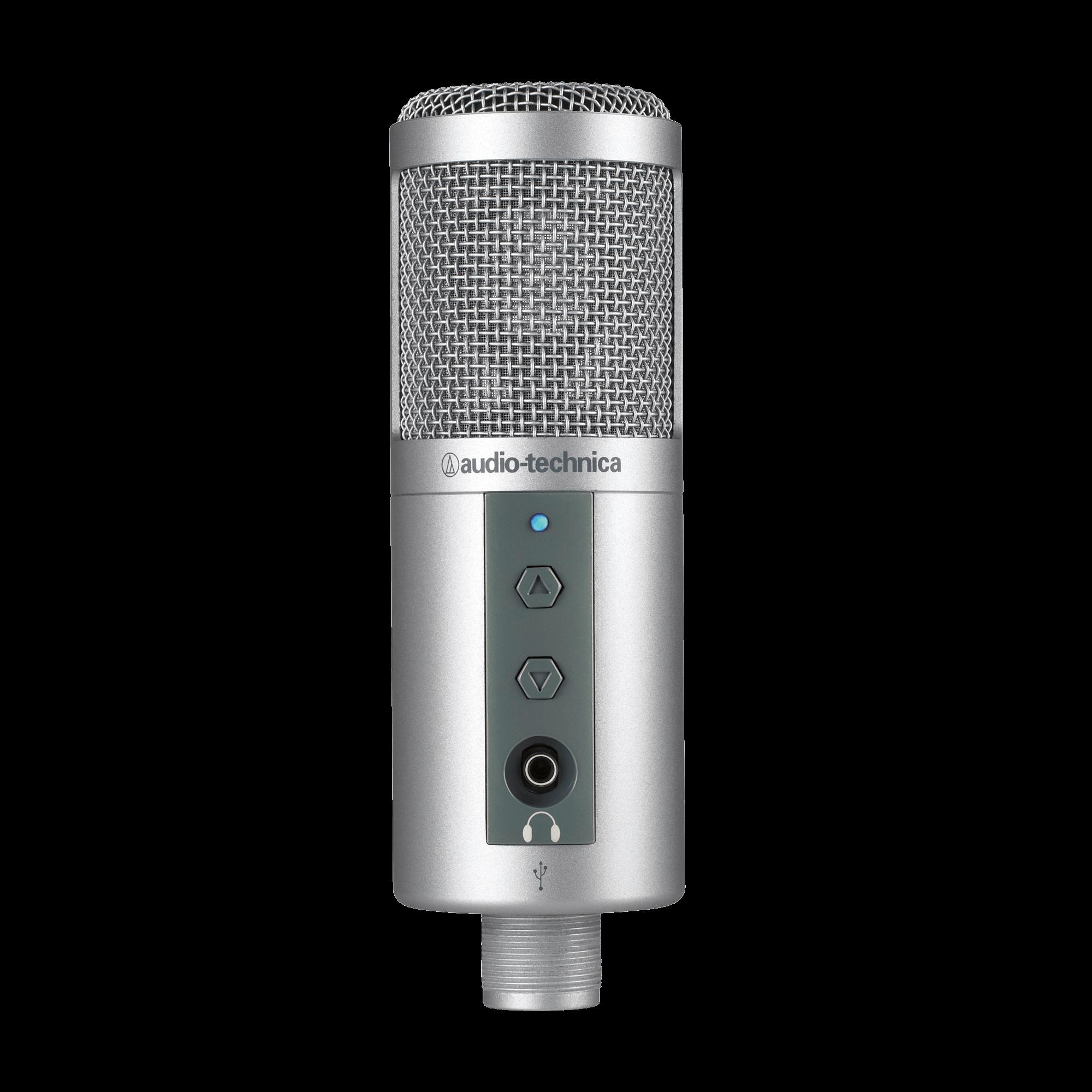 ATR2500-USB - Cardioid Condenser USB Microphone | Audio-Technica