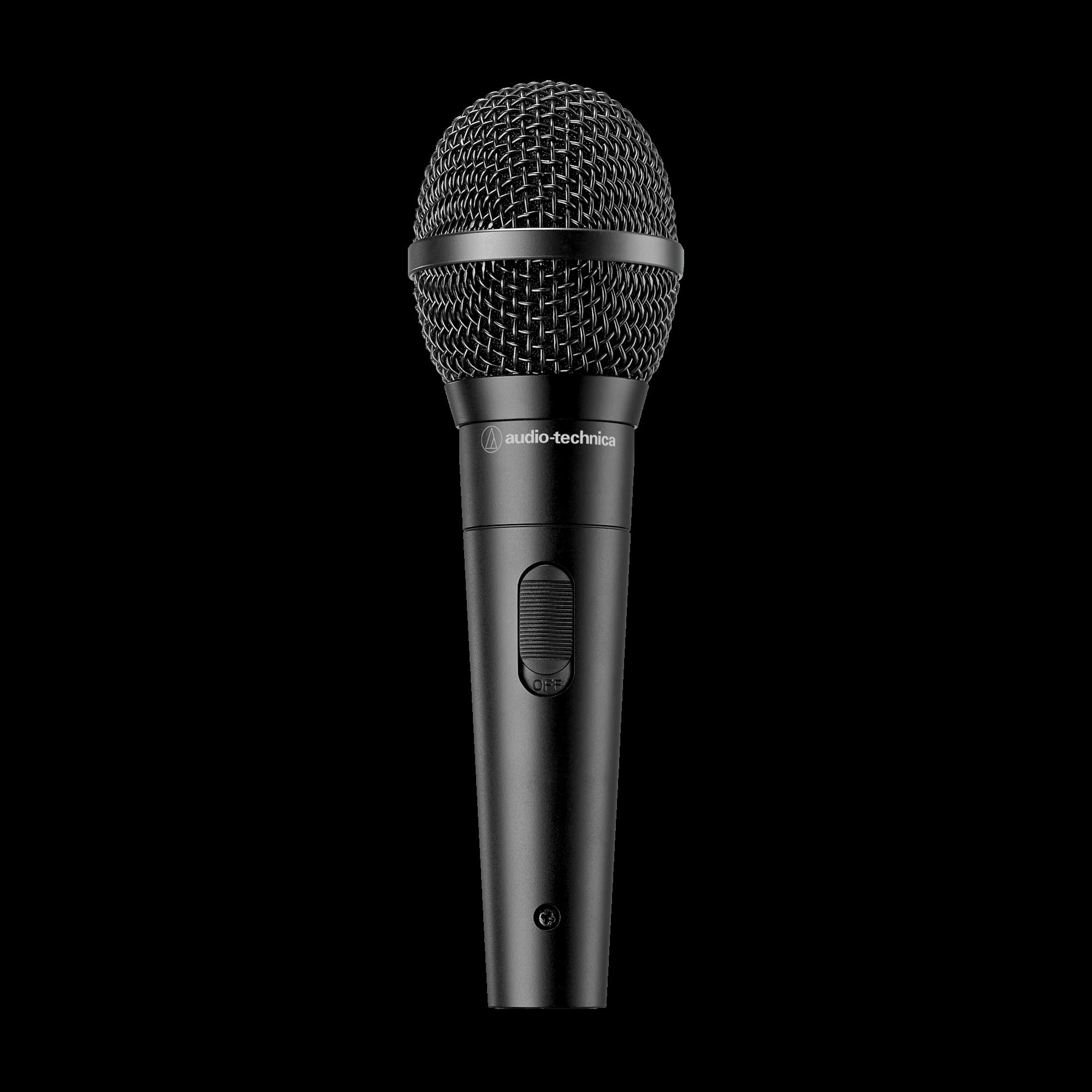 DYNAMIC MICROPHONE BLACK Audio Visual Microphones