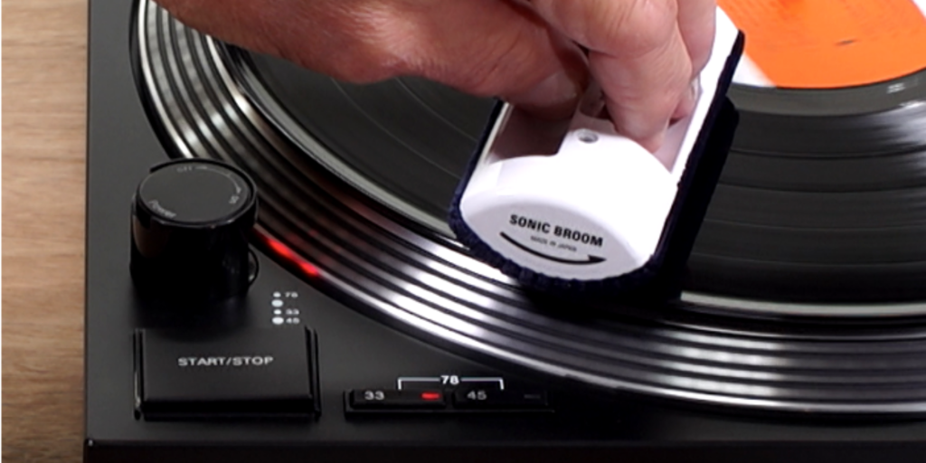 Audio Technica Record Cleaning Products