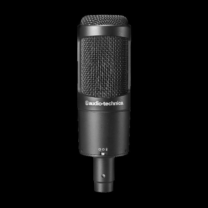 Audio-Technica AT2050 Multi-pattern Large-diaphragm Condenser Microphone 3